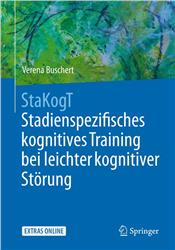 Cover StaKogT - Stadienspezifisches kognitives Training bei leichter kognitiver Störung