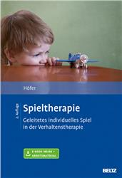 Cover Spieltherapie