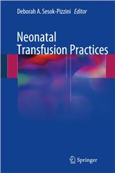 Cover Neonatal Transfusion Practices