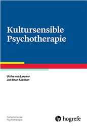 Cover Kultursensible Psychotherapie