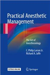 Cover Practical Anesthetic Management