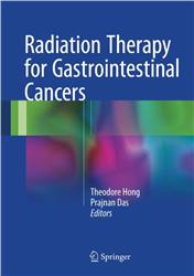 Cover Radiation Therapy for Gastrointestinal Cancers