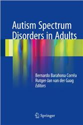 Cover Autism Spectrum Disorders in Adults