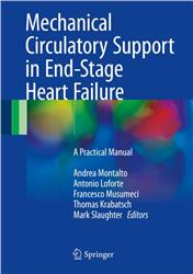 Cover Mechanical Circulatory Support in End-Stage Heart Failure