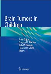 Cover Brain Tumors in Children