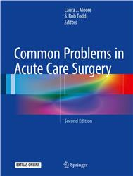 Cover Common Problems in Acute Care Surgery
