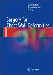 Cover Surgery for Chest Wall Deformities