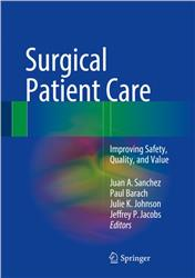 Cover Surgical Patient Care