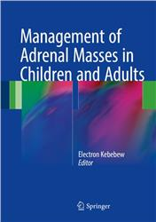 Cover Management of Adrenal Masses in Children and Adults