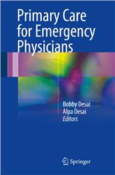 Cover Primary Care for Emergency Physicians
