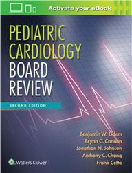 Cover Pediatric Cardiology Board Review