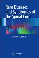 Cover Rare Diseases and Syndromes of the Spinal Cord