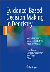 Cover Evidence-Based Decision Making in Dentistry