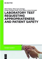 Cover Laboratory Test Requesting Appropriateness and Patient Safety