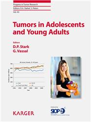 Cover Tumors in Adolescents and Young Adults