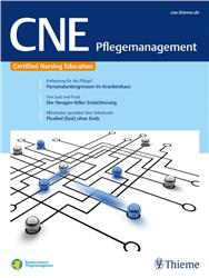 Cover CNE Pflegemanagement