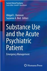 Cover Substance Use and the Acute Psychiatric Patient
