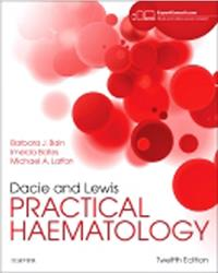 Cover Dacie and Lewis Practical Haematology