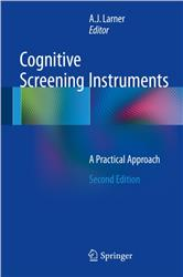 Cover Cognitive Screening Instruments