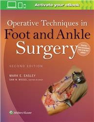 Cover Operative Techniques in Foot and Ankle Surgery