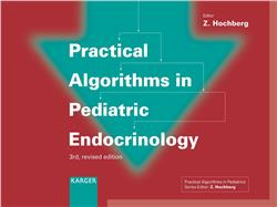 Cover Practical Algorithms in Pediatric Endocrinology
