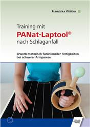 Cover Training mit PANat-Laptool® nach Schlaganfall