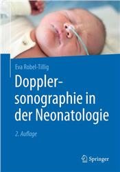 Cover Dopplersonographie in der Neonatologie