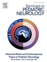 Cover Seminars in Pediatric Neurology