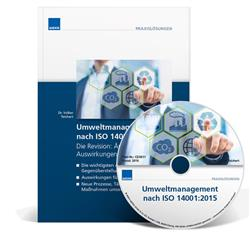 Cover Umweltmanagement nach ISO 14001:2015