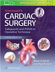 Cover Khonsaris Cardiac Surgery