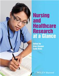 Cover Nursing and Health Care Research at a Glance