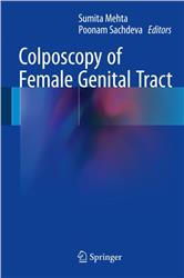 Cover Colposcopy of Female Genital Tract