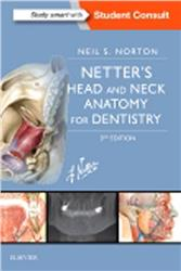 Cover Netters Head and Neck Anatomy for Dentistry