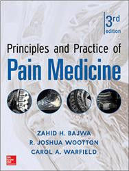 Cover Principles and Practice of Pain Medicine