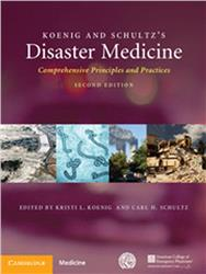 Cover Koenig and Schultzs Disaster Medicine