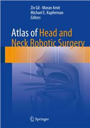 Cover Atlas of Head and Neck Robotic Surgery