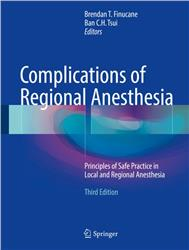 Cover Complications of Regional Anesthesia