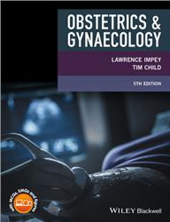 Cover Obstetrics and Gynaecology
