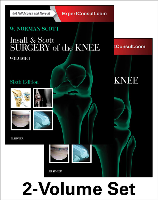 Insall & Scott Surgery of the Knee