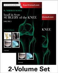 Cover Insall & Scott Surgery of the Knee