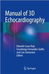 Cover Manual of 3D Echocardiography