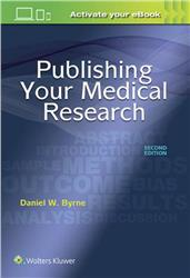 Cover Publishing Your Medical Research