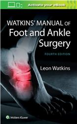 Cover Manual of Foot and Ankle Surgery