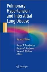 Cover Pulmonary Hypertension and Interstitial Lung Diseases