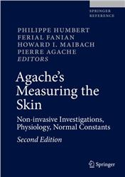Cover Agache's Measuring the Skin / Print + eBook