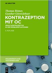 Cover Kontrazeption mit OC in 238 Problemsituationen