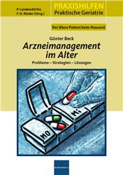 Cover Arzneimanagement im Alter