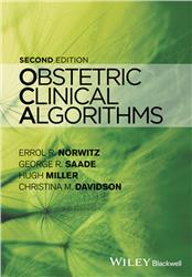 Cover Obstetric Clinical Algorithms