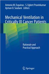 Cover Mechanical Ventilation in Critically Ill Cancer Patients