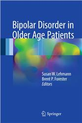 Cover Bipolar Disorder in Older Age Patients